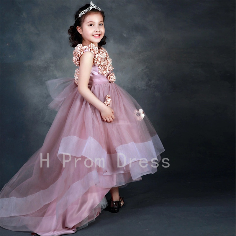 Flower Girl Dressflower Girl Dresseskids Evening Gownsgirls Ball