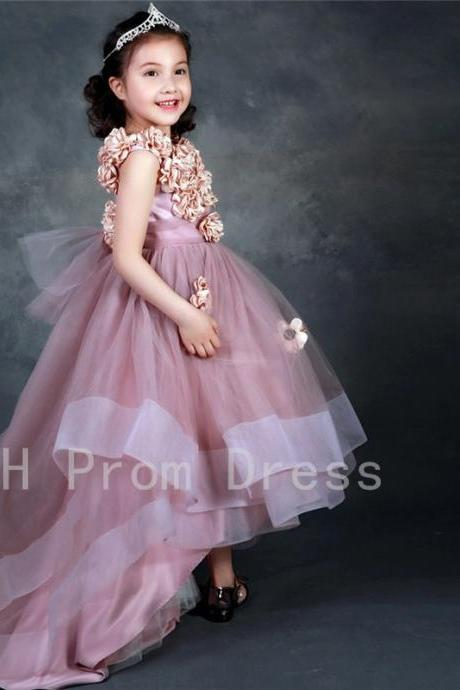 Adorable Girl Ball Gowns for Parties and Weddings - Luulla